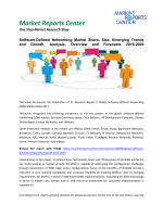Software-Defined Networking Market Share, Size, Growth And Segment Forecasts To 2022