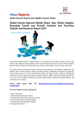 Cetane Improver Market Trends and Growth, Analysis and Overview
