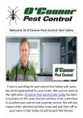 O'Connor Pest  & Termite Control in Simi Valley, CA