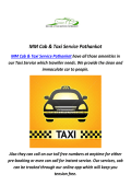 MM Cab & Taxi in Pathankot
