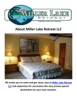 Miller Lake Retreat LLC - Cabin Rental in Oklahoma