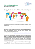 Medical Transcription IT Spending Market Trends, Size, Share and Analysis