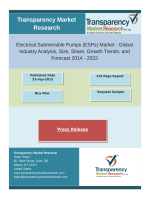 Electrical Submersible Pumps (ESPs) Market to Receive Thrust from Onshore Exploration Projects, reports TMR
