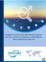 Kingdom of Saudi Arabia (KSA Tire) Market Growing demand by 2026