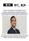 DCD LAW - Kevin Moghtanei, Criminal Defense Attorney & Dui Attorney in San Fernando