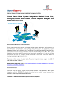 Back Office System Integration Market Growth, Trends Forecasts 2016-2020