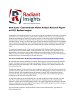 Geomembrane Market Size, Competitive Trends Report: Radiant Insights