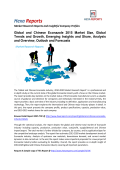 Global and Chinese Econazole 2015 Market Size, Global Trends and Growth, Emerging Insights and Share, Analysis and Overview, Outlook and Forecasts