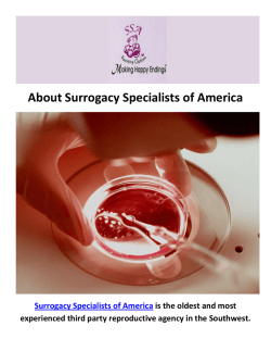 Surrogacy Specialists of America - Egg Donation in Houston, TX