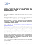 Industrial Turbocharger Market Trends, Growth, Demand and Forecast