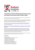 United States Ion Selective Electrode Market Size, Growth, Trends & Forecast ReportTo 2016: Radiant Insights