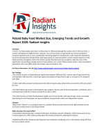 Latest Report - Poland Baby Food Market Size, Growth, Trends and Future Outlook: Radiant Insights