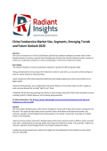 China Foodservice Market Share and Size, Professional Survey Report 2016: Radiant Insights