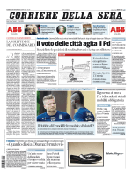 Corriere della sera - 10.06.2014