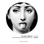 """""""Io sono cultura"""" 2014"""