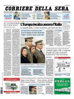 Corriere della sera - 03.06.2014