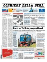 Corriere della sera - 23.07.2014