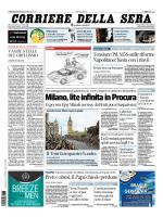 Corriere della sera - 08.07.2014