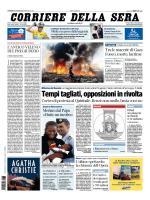 Corriere della sera - 25.07.2014