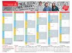 Schichtkalender 2015 - IG Metall Völklingen