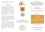 Italia meridionale e Mediterraneo - Istituto Storico Italiano per il