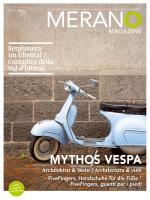 Merano Magazine Sommer 2014 (PDF - 15,0 MB)
