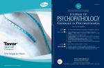 18° Congresso della Società Italiana di Psicopatologia