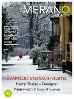 Merano Magazine Winter 2013/2014