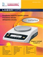LABORTOPS - Carlo Erba