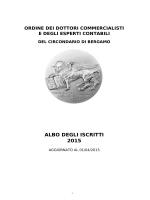 Scarica file PDF Albo - Ordine dei Dottori Commercialisti e degli