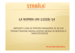 LA NORMA UNI 11528/14