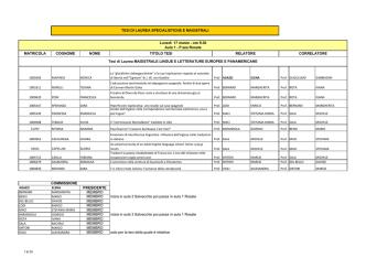DEFINITIVO_ NO COLOURS_calendario tesi 17_18_19 marzo 2014