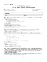 forma del provvedimento nel processo civile e penale( sub A1) e