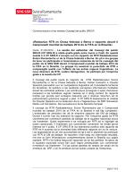 «Redacziun RTR en Chasa federala a Berna e rapports davart il