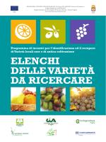 Dispensa Biodiversita - Frutti Antichi Puglia