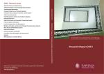 Research Report 2013 - Dipartimento di Informatica e Sistemistica