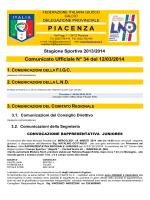 Federazione Italiana Giuoco Calcio - F.I.G.C