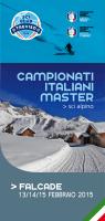 Campionati Italiani Master 2015