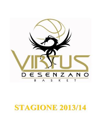 book 2013-14 - Virtus Desenzano