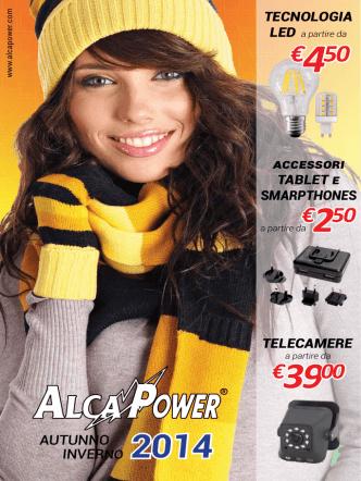 alcapower - volantino autunno\inverno 2014