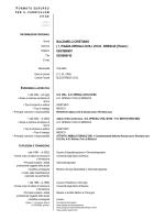 Balzanelli Cristiano - Spedali Civili di Brescia