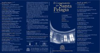 Concerti maggio 2014 - Opera Munifica Istruzione