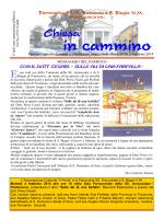 Chiesa in cammino - DIOCESI di Sora Cassino Aquino Pontecorvo