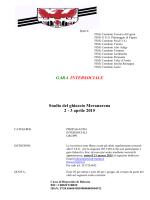 Gara Intersociale Merano 2-3 Aprile 2015