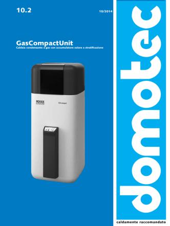 10.2 Caldaie condensazione a gas