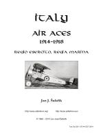 Italy - Air Aces - Safarikovi.org