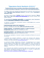 """Operatore Socio Sanitario (O.S.S.)"""