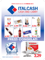 3 - Italcash – Cash and Carry