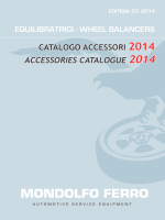 catalogo accessori 2014 accessories catalogue 2014