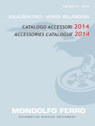 catalogo accessori 2014 accessories catalogue 2014